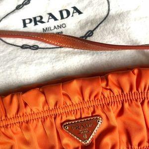 AUTHENTIC Prada Small Bag—NEVER USED